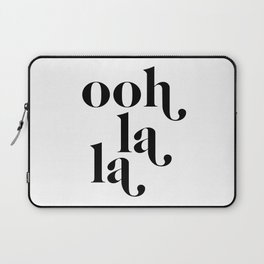ooh la la Laptop Sleeve