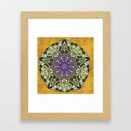 BioStar Framed Art Print