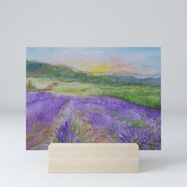 An Evening in Provence WC150601-12 Mini Art Print