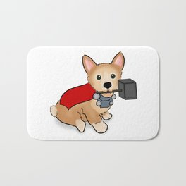 Thorgi: The Hero We All Deserve Bath Mat