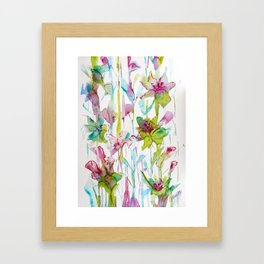 Good Morning! Framed Art Print