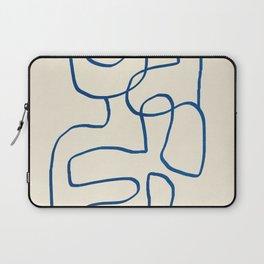 Abstract line art 16 Laptop Sleeve