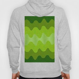 Under the Influence (Marimekko Curves) Eat Your Greens Hoody