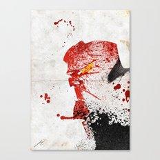 Evil-Boy Canvas Print