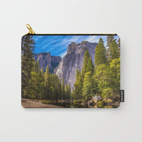 Mighty Mountains Carry-All Pouch
