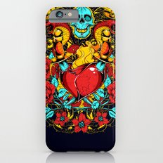 Daggers of love Slim Case iPhone 6s