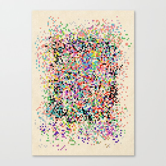 sth changes Canvas Print