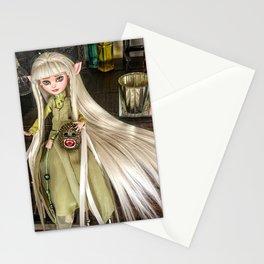 Kira custom Doll Stationery Cards