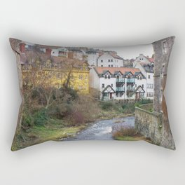 Water of Leith Edinburgh 3 Rectangular Pillow