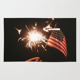 Happy America Rug