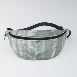 Misty Forest Fanny Pack