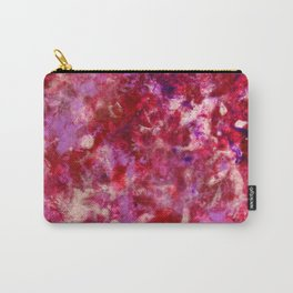 Amethyst - Abstract Art by Vinn Wong Carry-All Pouch
