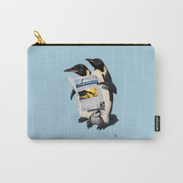 Read All Over (Colour) Carry-All Pouch