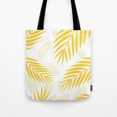 gold paradise Tote Bag