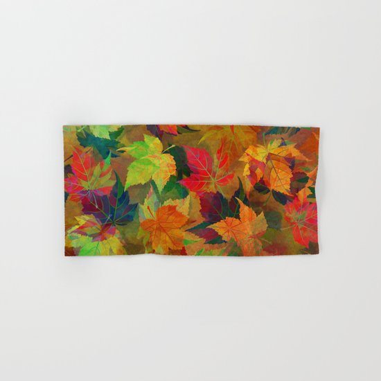 Colors of Autumn Hand & Bath Towel