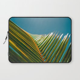 green and turquoise Laptop Sleeve