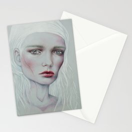 Daughter Of The Moon Stationery Cards