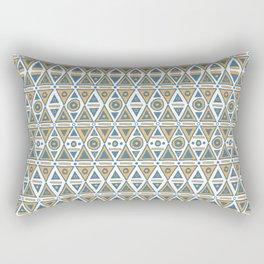 Alexa rogue aztec Rectangular Pillow
