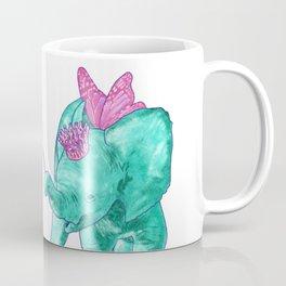 Fairy Elephant Coffee Mug