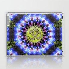 Om Shanti Fractal Geometry series #1 Laptop & iPad Skin