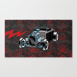 Built For Speed II Canvas Print