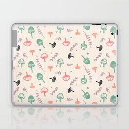 Forest love Laptop & iPad Skin