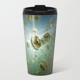 Jellyfish Lake Travel Mug