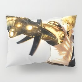 One Punch Man Genos Pillow Sham