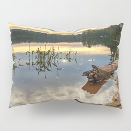 Nicks Lake Sunset Pillow Sham