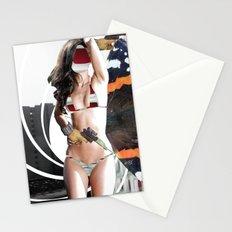 Fleisches Lust 11 - Collage Stationery Cards