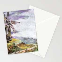 Old mill Stationery Cards