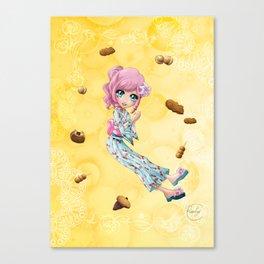 Desserts de matsuri - Desserts from matsuri Canvas Print