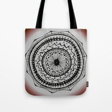 Mind Over Body Tote Bag