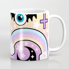 Pastel Goth Collage Coffee Mug