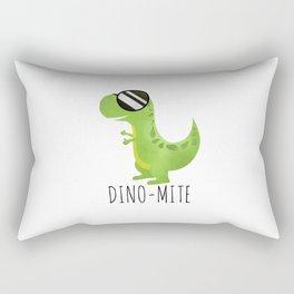 Dino-Mite Rectangular Pillow
