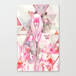 Lighter Than Canvas Print