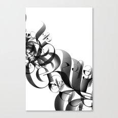 flow II Canvas Print