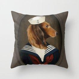 Sailor Charli Throw Pillow