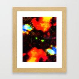 Digital Evolution Framed Art Print