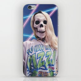 Za to the Bone iPhone Skin