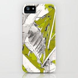 PURA VIDA ARMY iPhone Case