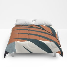 Abstract Art 35 Comforters