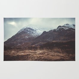 A Storm in the Highlands Rug