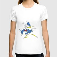 donald duck T-shirts featuring Donald LASORBIRD by Futurlasornow