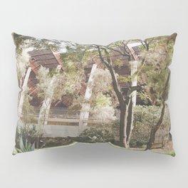 forest building Pillow Sham