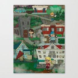 Silent Hill: New Leaf Canvas Print