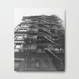 Brooklyn Heights Metal Print