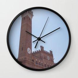 Torre del Mangia, Siena Wall Clock
