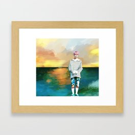 Spring Day Framed Art Print