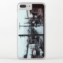 00690006 Clear iPhone Case